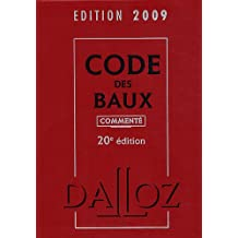Code des baux 2009 commenté