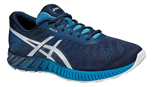 Asics Fuzex Lyte, Chaussures de Running Entrainement Homme Ink / White / Methyl blue