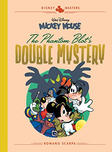 Disney Masters Vol. 5: Walt Disney's Mickey Mouse: The Phantom Blot's Double Mystery (English ()
