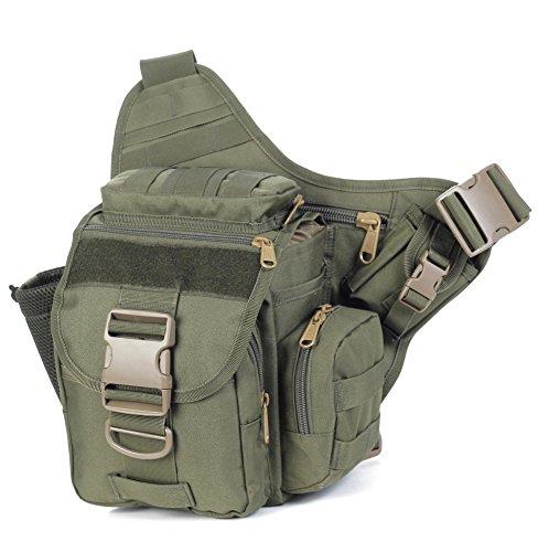 MJ Outdoor Bergsteigen Kameratasche / SLR Kameratasche / Umhängetasche / Männer Messenger Bag / Outdoor Reise Multifunktions Rucksack 2