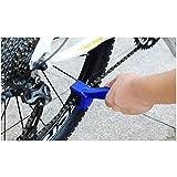RotSale® 1x Blau Auto Motorrad Fahrrad Kette Kurbelgarnitur Bürste Reinigungsbürste Pinselreiniger