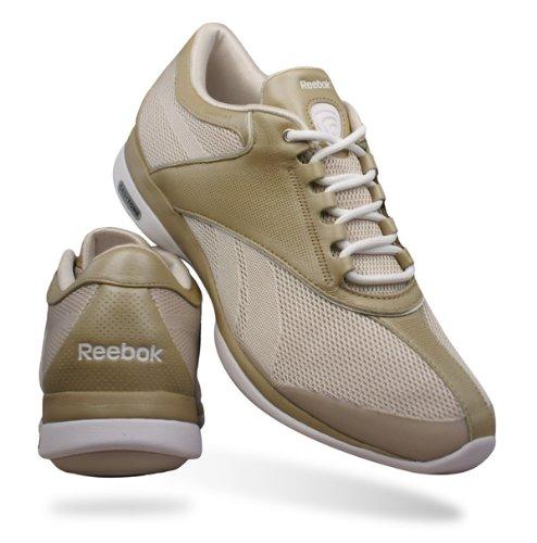 Reebok Traintone Anthlin, Chaussures fitness femme Beige