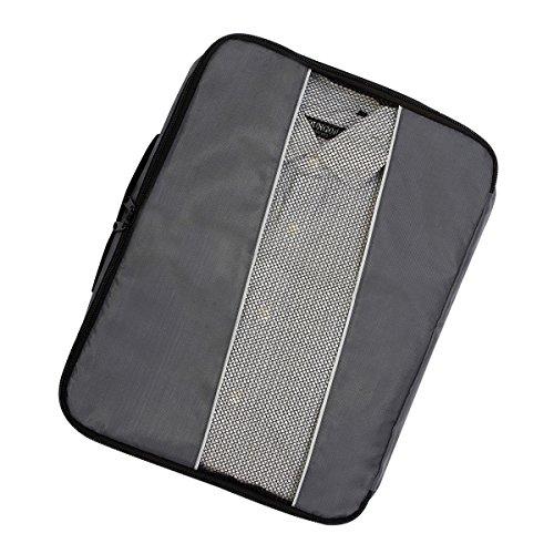 Shugon - Portatrajes de viaje Hombre Gris gris oscuro Talla única