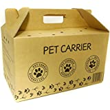 Cardboard Pet Carrier Large 460mm x 363mm x 253mm (Pack of 5)