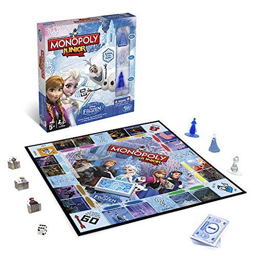 Disney Frozen Monopoly Junior