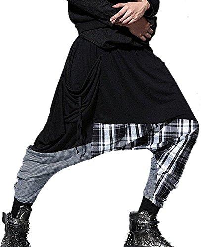 cystyle -  Pantaloni  - Uomo Stile 2