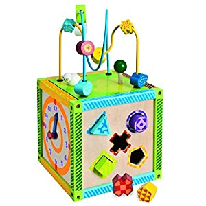 Eichhorn Little Play Center (Multi-Colour)