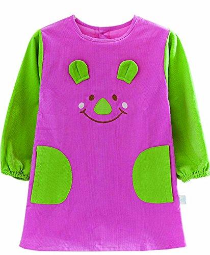 ür Baby Childs Schürze Küchen-Schürze für Kinder (Kleinkind Kittel Kostüme)