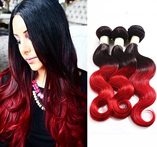 Nouvelle Arrivee! Tissage Bresiliens Ondules Body Waves-Cheveux Vierges 12''14\