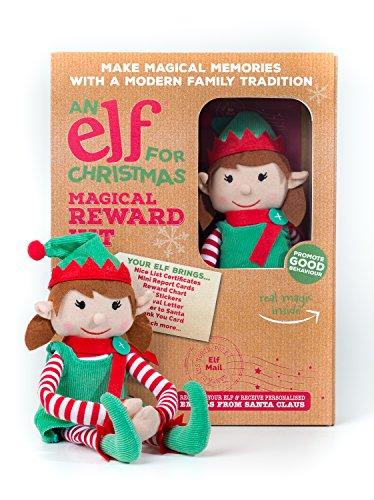 EIN Elf für Weihnachten elf002Girl Magical Belohnung Kit