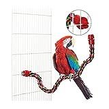 Karlie Biegsame Baumwollsitzstange BIRD BAR, Länge, 66 cm, Sitzstange für Vögel