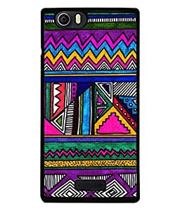 Fuson Designer Back Case Cover for Micromax Canvas Nitro 2 E311 (Drawing Artist Student Painter Designer Young Old)