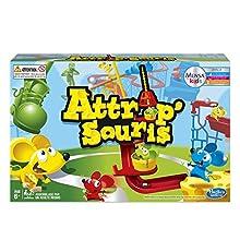 Hasbro C0431 Attrap'Souris Board game for children, French Version