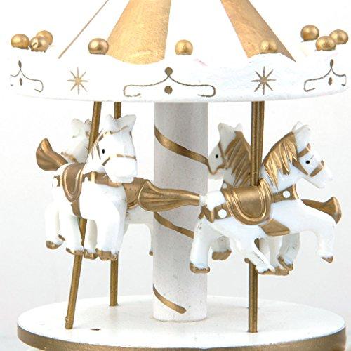 Blechspielzeug Blechspielzeug Miniatur Karussell Mit Flugzeugen GroßE Sorten