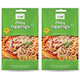 NEO PIZZA TOPPING WITH GREEN OLIVES-GREEN 110G (Pack Of 2)
