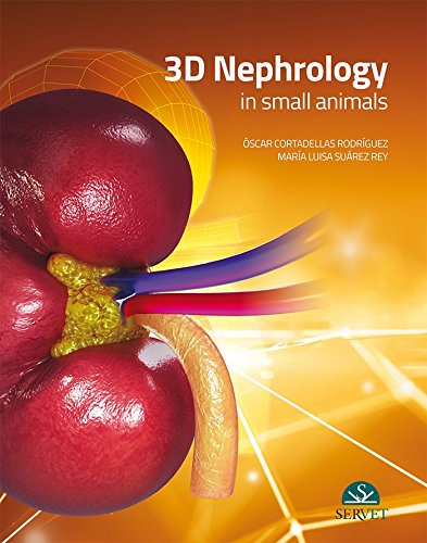 Nephrology 3D (papel+e-book) - Veterinary books - Editorial Servet por Óscar Cortadellas Rodríguez