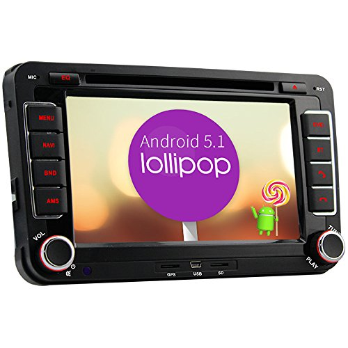 a-sure-7-zoll-android-511-hd-screen-1024600-dvd-gps-wifi-quad-core-autoradio-mirror-link-dab-fur-vw-