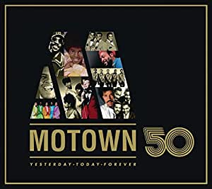 Motown 50 (Coffret 3 CD)