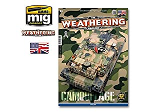AMMO MIG-4519 - Lote de 20 Camuflaje inglés