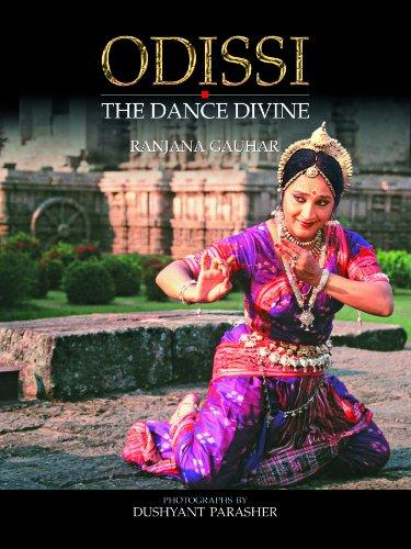 Odissi: The Dance Divine por Ranjana Gauhar