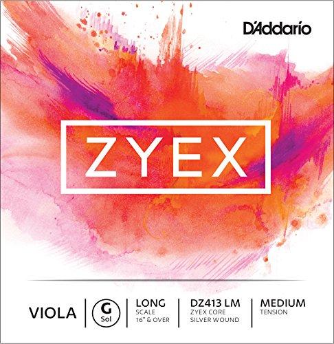 daddario-orchestral-zyex-cuerda-individual-sol-para-viola-escala-larga-tension-dura