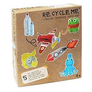 Re Cycle Me defg1070-Manualidades Diversión para 5Modelos
