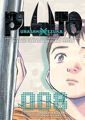 Pluto Urasawa x Tezuka. Volume 8