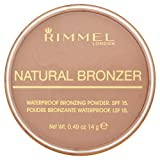 Rimmel Natural, Terra abbronzante waterproof, Sunlight immagine