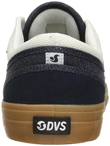 DVS - Aversa, Scarpe da Skateboard da Uomo Navy