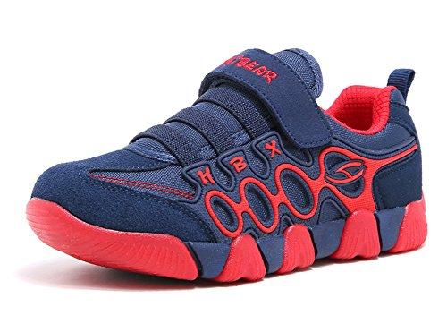 Garçon Chaussure de Course Fille Entrainement Chaussures de Running Chaussures de Trail Mixte Enfant Eté Léger Respirantes Chaussures Outdoor Sneakers