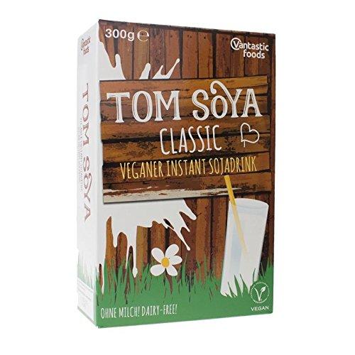 Vantastic Foods Soja Instant Drink, 1er Pack (1 x 300 g)