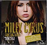 Miley Cyrus Can't Be Tamed Mini DVD