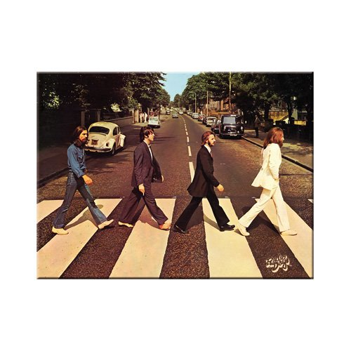 Nostalgic-Art 14367fab4de Abbey Road   Retro Imán