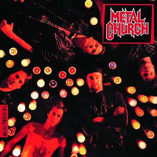 Metal Church: The Human Factor [Vinyl LP] (Vinyl)