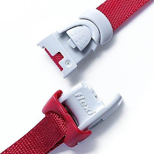 flexi Roll-Leinen-Zubehör Vario Soft Stop Belt L schwarz (für flexi Vario Leinen Gr. L) Rückdämpfergurt für Hunde bis max. 60 kg - 3