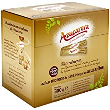 Azucarera - Azúcar moreno de caña integral en azucaritos - 50 azucaritos (total 300 gr) - [confezione da 5]