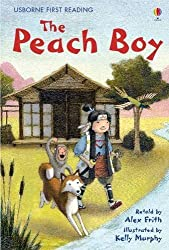 The Peach Boy (First Reading) (Usborne First Reading) by Alex Frith (2009-07-31)