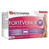 Forté Pharma FortéVeinol 12h Complément Alimentaire Circulation 60 Comprimés