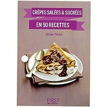 Petit Livre de - Crêpes en 90 recettes salées et sucrées