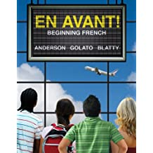 Loose Leaf for En Avant: Beginning French with Quia Student Access Card