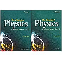 New Simplified Physics: A Reference Book for Class 11 for 2020 Examination (Set of 2 Volumes)