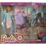 Barbie Pink Passport Fashion Doll Gift Set Limited Edition