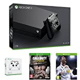 Pack Xbox One X + 2è manette + Call of Duty : WWII + FIFA18