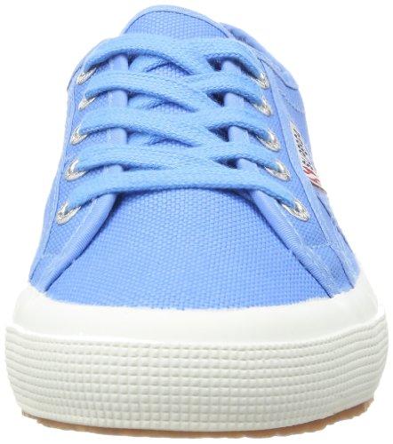 Superga 2750- Cotu Classic, Low-top mixte adulte Bleu - Blau (Azure Blue 00T)