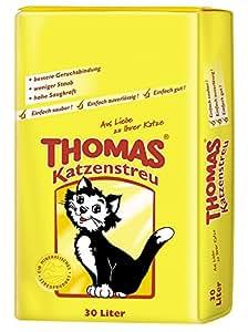 Thomas Katzenstreu, 1 Packung (1 x 30 l)