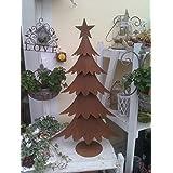 Suchergebnis auf f r weihnachtsdeko aus metall for Weihnachtsdeko aus rost