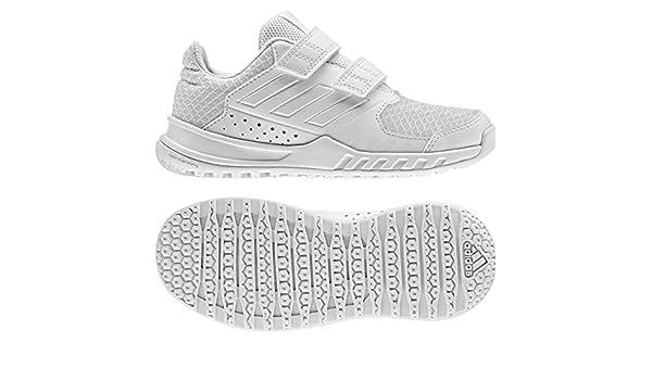 watch 34b13 564f4 adidas Fortagym Cf K, Unisex Kids Trainers Amazon.co.uk Shoe