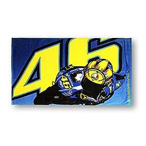 Valentino Rossi VR46 46 la plage de Doctor vélo MotoGP serviette officielle Neuf