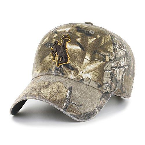 NCAA Realtree OTS Challenger verstellbar Hat, Unisex - Erwachsene, NCAA Realtree OTS Challenger Clean Up Adjustable Hat, Realtree Camo, Einheitsgröße -