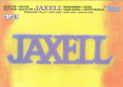 Jaxell Pastellkreiden Papier A4